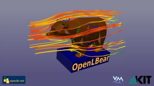 OpenLBear on Stage